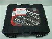 CRAFTSMAN Sockets/Ratchet 934845